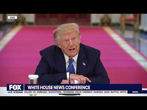 TAKING ON MEDIA: President Trump UNLEASHED During Roger Stone Questions