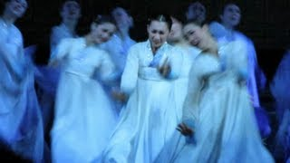 NORTH KOREA gorgeous Ballet Dancers Live in Pyongyang (Pt.8)
