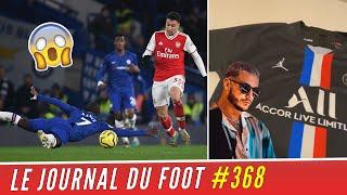 VIDEO: ARSENAL chambre N'Golo KANTE, DJ SNAKE dévoile le nouveau maillot du PSG