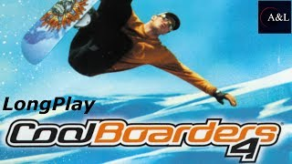 Cool Boarders 4 - LongPlay [4K]