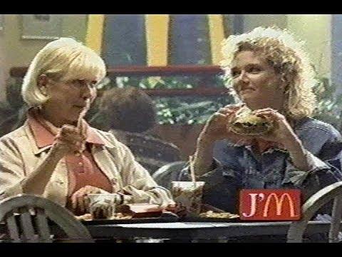 Pub Québec - McDonald's - 1997