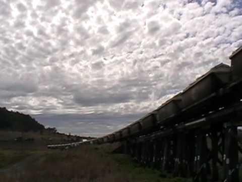 QR 2300 Class Block Grain Train