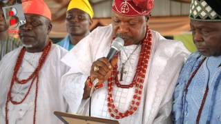 BonsueTV LIve at Chief JIMOH ALIU39s 80th BirthDay