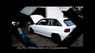 Astra F Turbo c20let Phase3