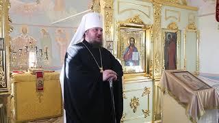 Слово митрополита Ферапонта в субботу Недели 26-ой по Пятидесятнице