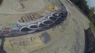 Stereo Vinyl Penny Board Cruiser
