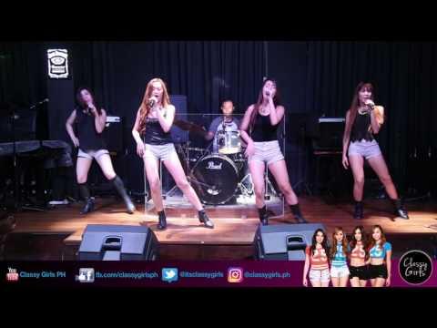 Classy Girls - Miss Na Miss performance at Social House Circuit Makati