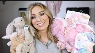 BABY GIRL CLOTHING & ROOM DECOR HAUL