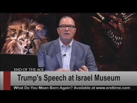 Trump's Visit to Israel | Irvin Baxter | End of the Age LIVE STREAM