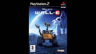 WALL E The Video Game Music - Unused (HD)