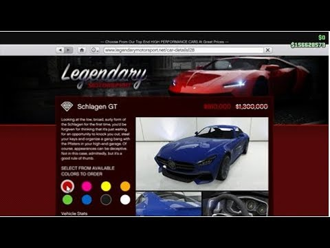 GTA online – The Calf! 55 – Buying cars $2784740