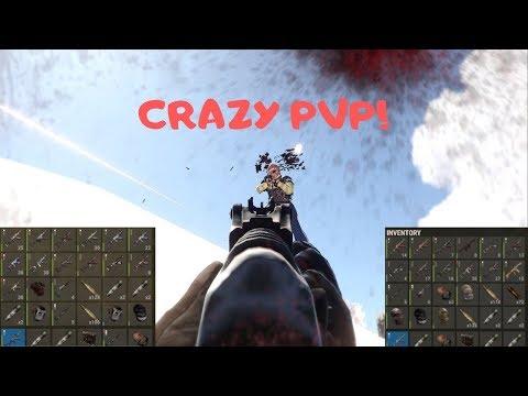 RUST PVP MONTAGE! | OT Tonza | - STILL DOMINATING RUSTY MOOSE! thumbnail
