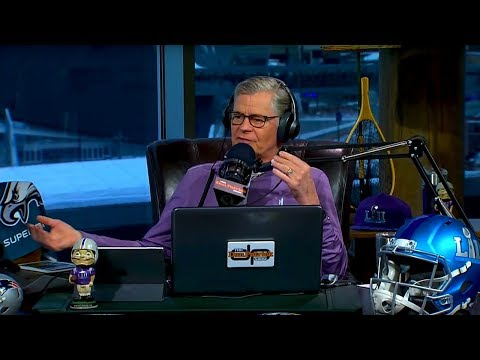 Dan Patrick Responds to ESPN Return Rumors | 2/5/18