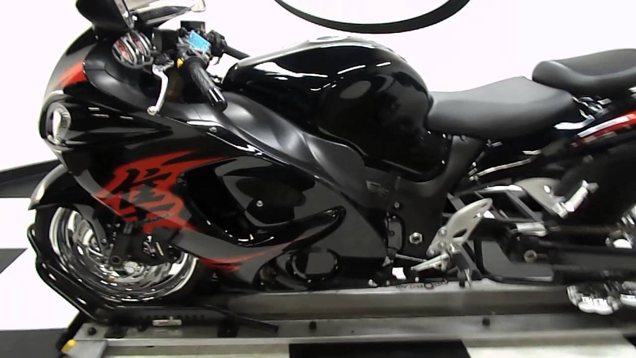 Superior Motorcycles For Sale In Mn #1: 2011 Suzuki GSXR1300 Hayabusa - Used Motorcycles For Sale - Eden Prairie, MN  - YouTube