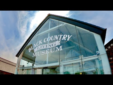 Black Country Living Museum Vlog 10th June 2018