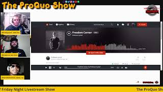 The ProQuo Show Live - Crazy Week Lets Chat!