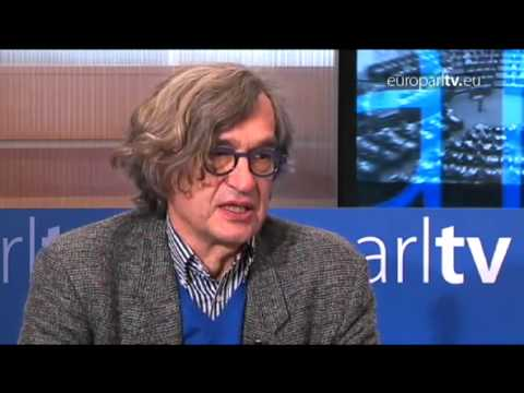 Interview with German Film Director Wim Wenders