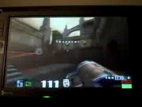 Quake 3 Arena on HTC Shift