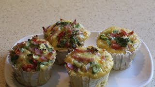 Omelette  Muffins (simple Meals)