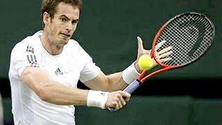 Andy Murray Wins Wimbledon 2013 Title - Final Match