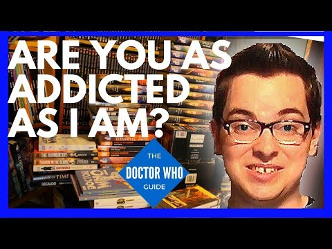 My Doctor Who Novels - Doctor Who Book Collection 2017