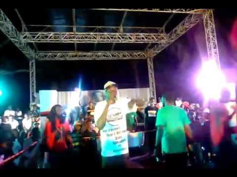 Finale Dakar Sunday Cypher - Karim VS FNK