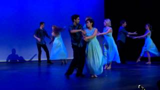 Zouk Team - JRDA SHOW 2013 - 'A Night at the Movies'