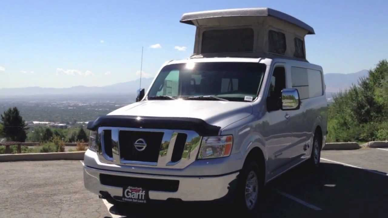 ken garff nissan sportsmobile youtube. Black Bedroom Furniture Sets. Home Design Ideas