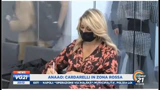 CANLE 21 NEWS  FRANCO VERDE - RODOLFO NASTI 5 MAGGIO 2021