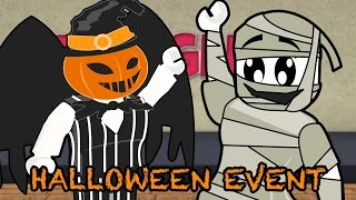 Roblox / Hallows Eve Trick or Treat Countdown / Design It Surprise Event / Gamer Chad Plays