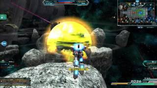 Gundam Online グリプス2の戦闘曲 ガンダムオンライン