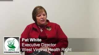 West Virginia Health Right - Before Project IMPACT: Diabetes