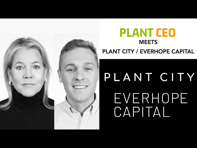 PLANT CEO #51 - Largest Plant-Based food hall, fast food drive in & deploying capital