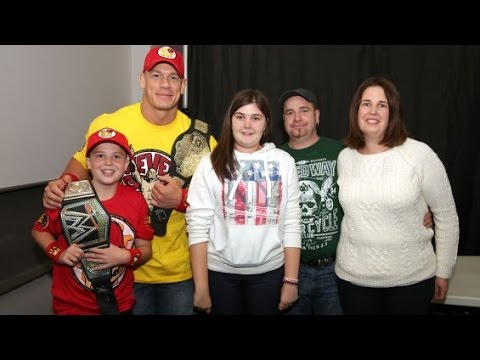 john cena family photos father mother brother wife