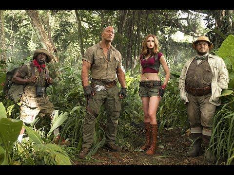 Jumanji : Bienvenue dans la jungle - Bande-annonce 1 - VOST streaming vf