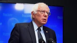 Why Bernie Sanders Won't Drop Out