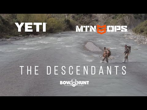 The Descendants | Adam & Kimmi Greentree | BOWHUNT DOWNUNDER