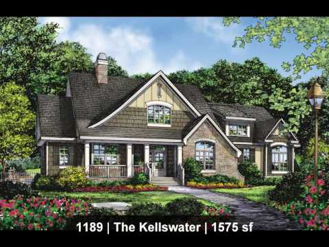 Small House Plans Home Plan Designs by Donald Gardner YouTube