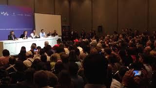 Carmen Aristegui en la FIL