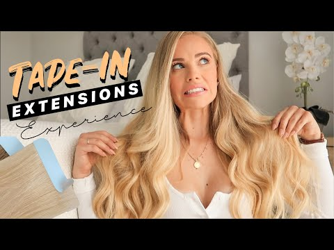 TAPE IN EXTENSIONS | Did It Damage My Hair?