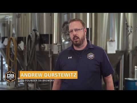 Ingersoll Rand | D9 Brewery: Turnkey Solutions