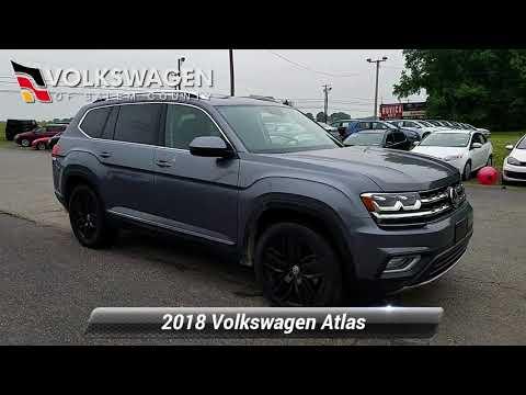 New 2018 Volkswagen Atlas 3.6L V6 SEL Premium, Monroeville, NJ 183664