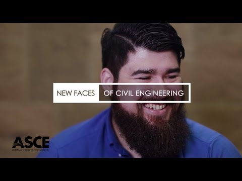 2018 ASCE New Faces of Civil Engineering - Professional