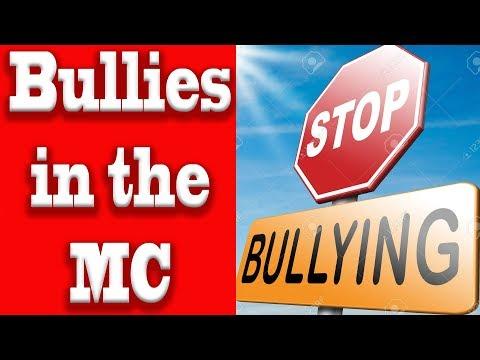 Bullies in the Motorcycle Club