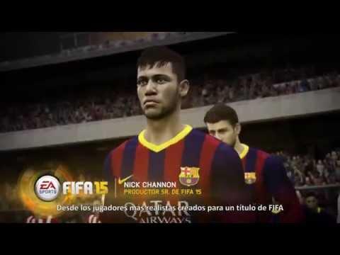 FIFA 15: Las mejoras en los gráficos [Español - Tráiler oficial]