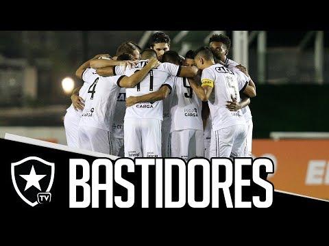 Bastidores | Vasco 1x2 Botafogo | Brasileirão