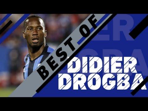 Didier Drogba: Best MLS Goals, Highlights