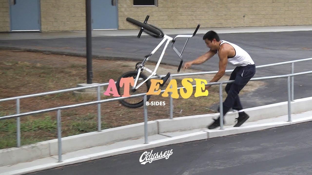 AT EASE - B-SIDES | Odyssey BMX