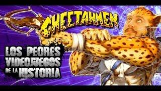 Peores juegos de la historia: Cheetahmen