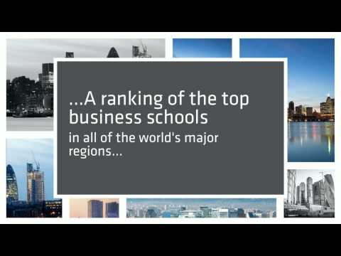 MBA Rankings Teaser: QS Global 200 Business Schools 2014/15 - out 19th November!